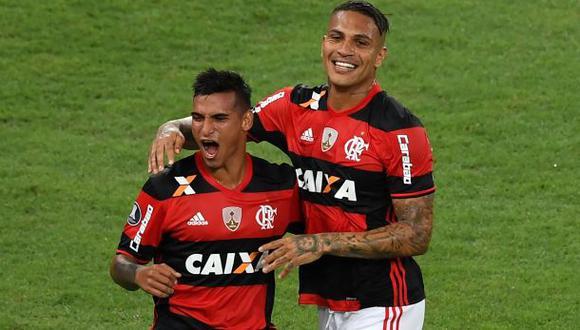 Flamengo de Paolo y Trauco se solidarizó con Perú por lluvias