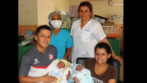 Se incrementa nacimientos de gemelos en hospital de Lambayeque