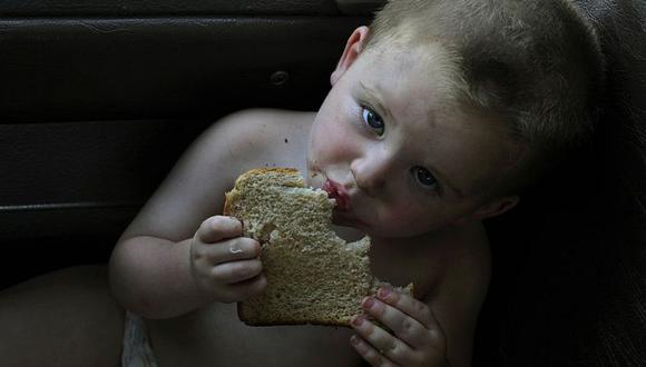 La mala nutrición en los niños retrasa el crecimiento, puede perjudicar su desarrollo cerebral, interferir con su aprendizaje y debilitar el sistema inmunológico. (Foto: Getty Images via BBC)