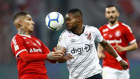 Internacional de Porto Alegre jugará ante el Ceará por una fecha más del Brasileirao. Paolo Guerrero será titular en este encuentro con el objetivo de sumar tres puntos.