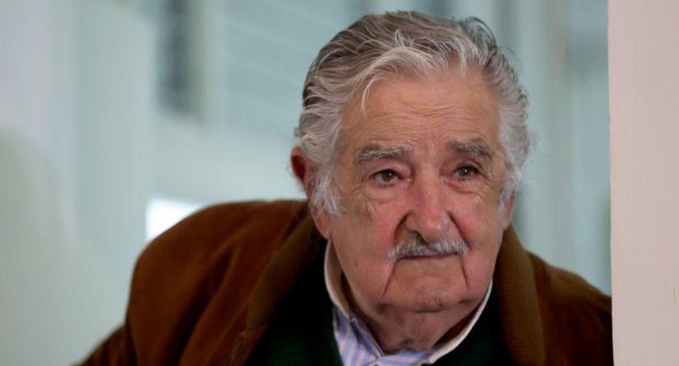 """""""Uruguay tiene la obligación de abrir su embajada y hacer lo que hizo"""", señaló Mujica. (Foto: EFE)"""
