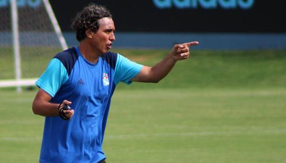 'Chemo' del Solar explicó goleada que recibió Sporting Cristal
