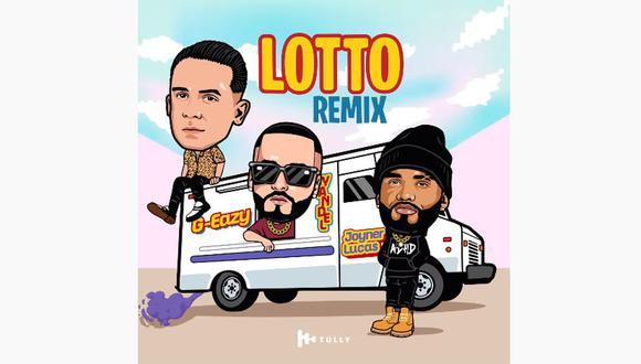 """Yandel y el rapero G-Eazy colaboran en el remix de """"Lotto"""" de Joyner Lucas. (Foto: Captura de video)"""