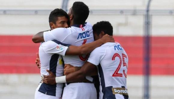 Alianza Lima jugará la Liga 2 en la temporada 2021. (Foto: Alianza Lima)