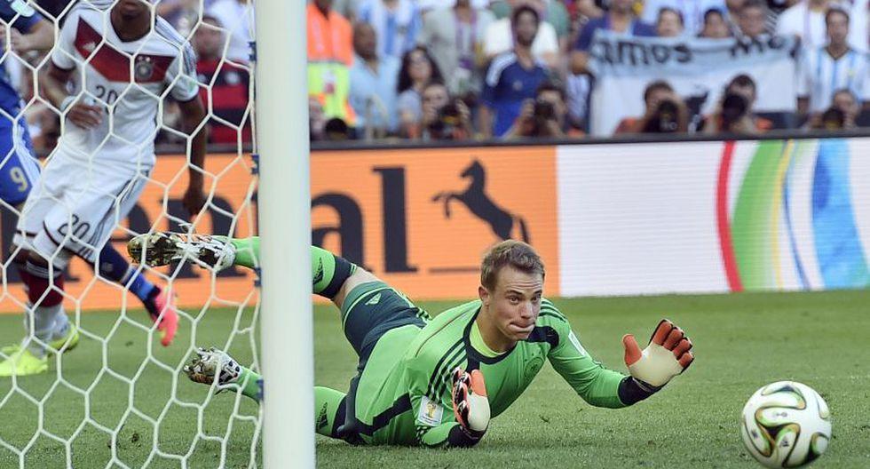 Alemania vs. Argentina: las atajadas más espectaculares - 20