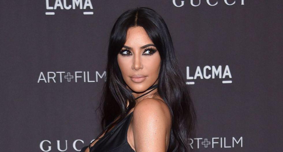 Kim Kardashian cuenta con millones de fans en las redes sociales. (AFP)