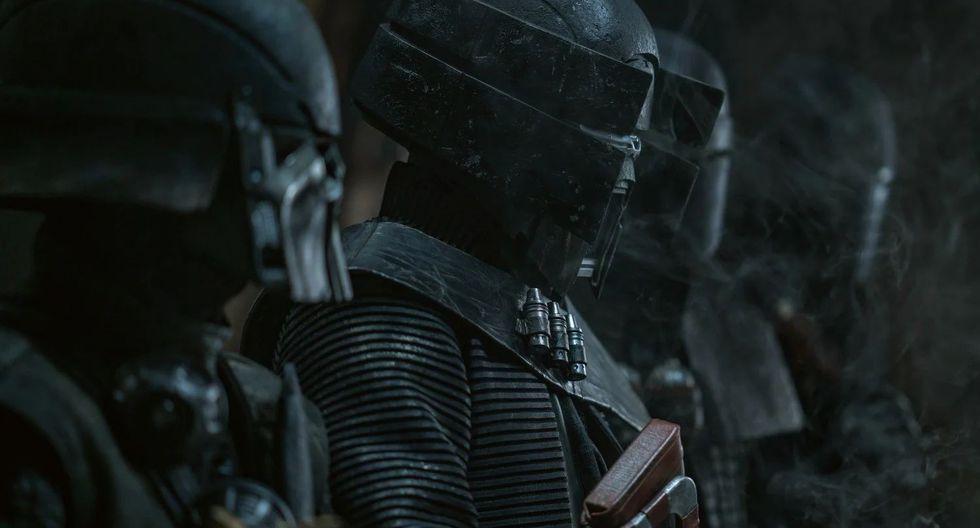 "Seis Caballeros de Ren aparecen en la película ""The Rise of Skywalker"". (Foto: Lucasfilm)"