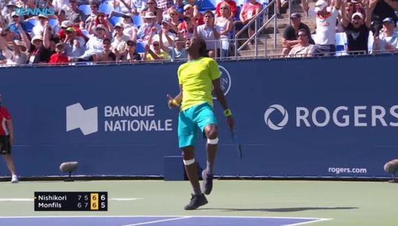 (Foto: captura de pantalla/YouTube ATP World Tour)