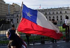 Chile: economía cayó 5,8% en 2020 por el impacto de la pandemia del COVID-19