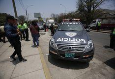 Av. Circunvalación: un herido de bala dejó la persecución a delincuentes