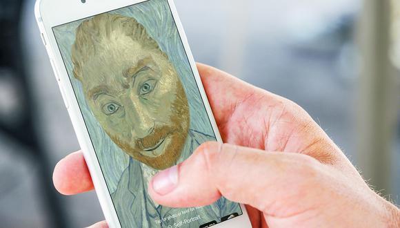 Así puedes convertirte en una obra de arte con los filtros exclusivos de Google. (Foto: Mock up)