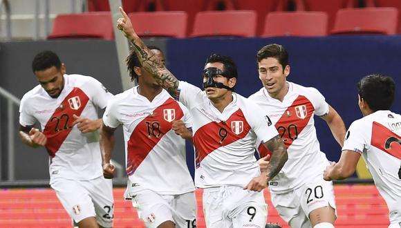 La Selección peruana llega motivada tras vencer 1-0 a Venezuela. (Foto: AFP)