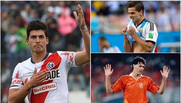 Iván Bulos, Fernando Gago, Marco van Basten y otros futbolistas que no pudieron ganarle a las lesiones.