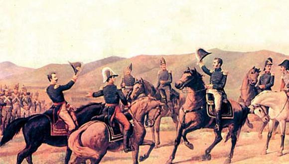 La Batalla de Ayacucho, el último enfrentamiento armado que sostuvieron los ejércitos españoles y libertadores en busca de la independencia del Perú.
