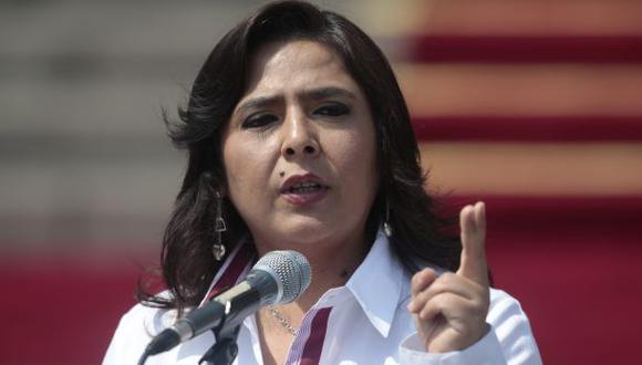 """Ana Jara: """"En Gana Perú no hay privilegios ni jerarquías"""""""