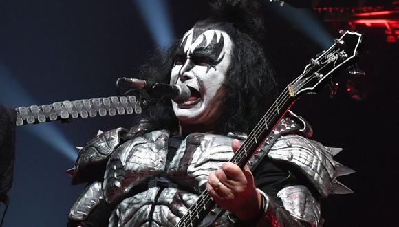 Kiss inició su tour de despedida en enero del 2019 (Getty Images / AFP)
