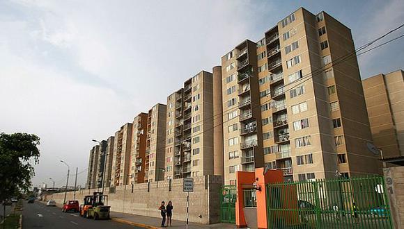 Para Capeco, el incremento temporal del Bono Familiar Habitacional, en el caso de vivienda nueva es exiguo. (Foto: Andina)