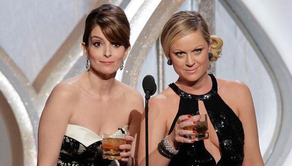 Por cuarta ocasión, Amy Poehler y Tina Fey volverán a conducir la entrega de galardones (Foto: AFP)