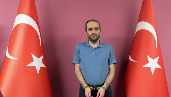Selahaddin Gülen fue llevado a Turquía por agentes de la Organización Nacional de Inteligencia (MIT) tras haberlo secuestrado en Kenia. (Foto: AP).