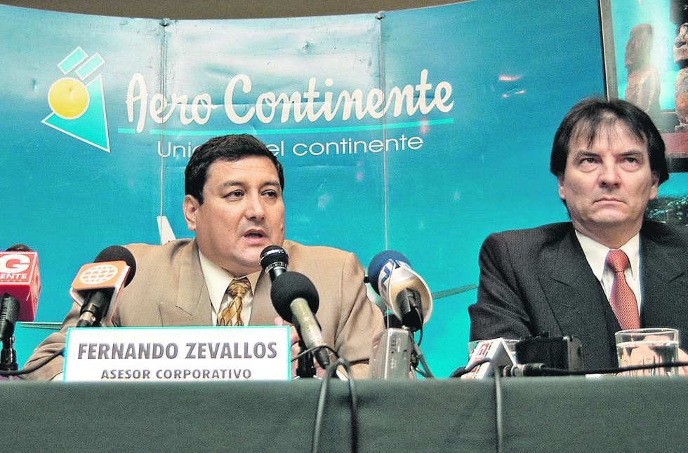 Ex operador de Zevallos figura como financista de Humala - 1