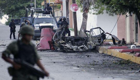 Tamaulipas, el infierno del narcotráfico que revive en México