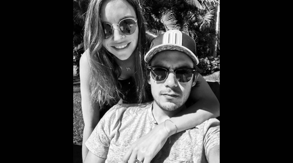 "Instagram: actriz de ""La familia P. Luche"" comparte foto de su matrimonio"