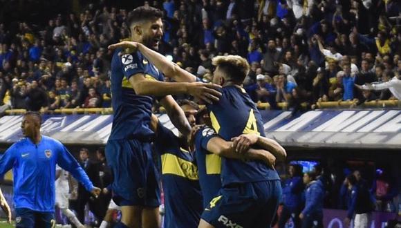 Boca Juniors avanzó a las semifinales de la Copa de la Superliga argentina al derrotar por 5-4 en penales a Vélez en la Bombonera (Foto: Boca Juniors)