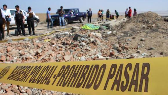 Trujillo: presuntos sicarios matan a un hombre en su taller