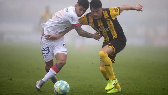 Peñarol vs. Nacional: revisa todos los detalles del superclásico uruguayo | Foto: AP