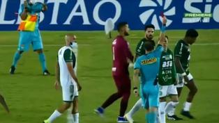 Brasil: Futbolistas de Guaraní se pelean entre ellos y son expulsados