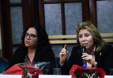 Oficializan remoción de fiscales Sandra Castro y Rocío Sánchez del equipo especial del caso Los Cuellos Blancos
