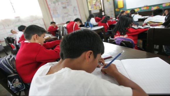 Indecopi fiscalizará colegios privados desde la próxima semana