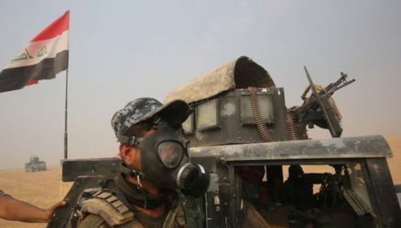 Las formas en que el Estado Islámico está contraatacando Mosul
