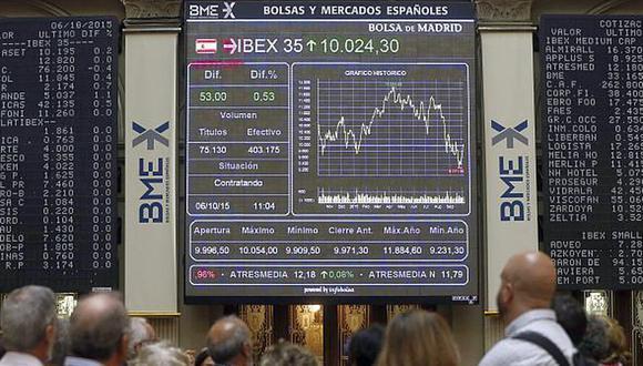 Así terminaron la jornada las bolsas en el mercado europeo. (Foto: EFE)