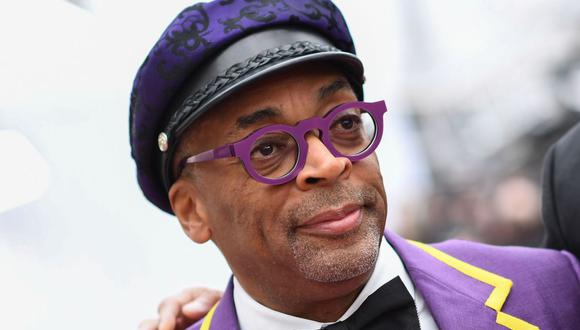 Spike Lee se une a HBO para lanzar un nuevo documental histórico. (Foto: AFP/Valerie Macon)