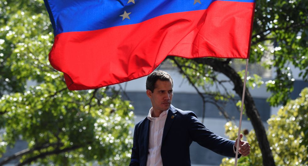¿En qué consiste la Operación Libertad que ejecuta Juan Guaidó? Foto: AFP