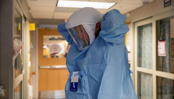Coronavirus en Estados Unidos | Últimas noticias | Último minuto: reporte de infectados y muertos hoy, miércoles 2 de diciembre del 2020 | COVID-19 USA |  (REUTERS / Daniel Acker)
