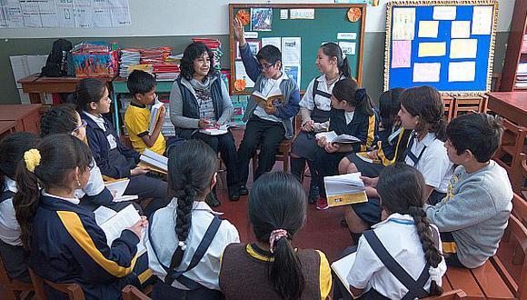 El proyecto educativo que Natura está impulsando en el Perú
