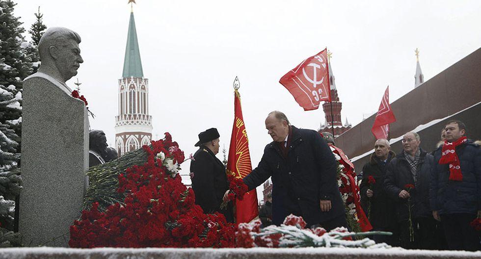 Ciudad natal de Stalin recuerda los 137 años de su nacimiento - 10