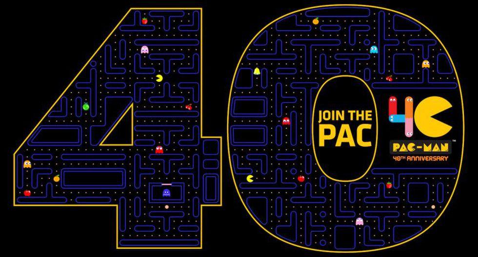 En el popular e icónico juego, Pac-man huía de sus enemigos Blinky, Pinky, Inky, Clyde mientras comía y recorría todo el mapa.