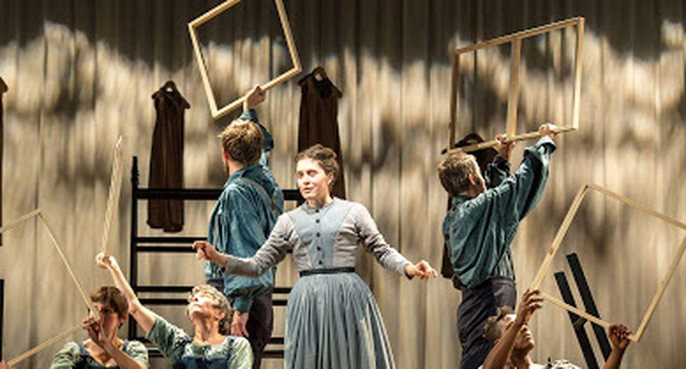 """Jane Eyre"" es la segunda obra liberada del National Theatre de Reino Unido-"