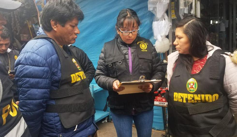 Junín: capturan a banda de delincuentes que estaba integrada por dos policías | FOTOS