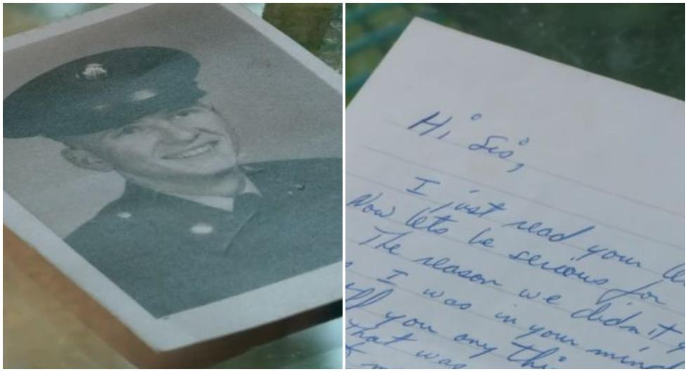 La carta fue nuevamente enviada el 10 de mayo y llegó hace una semana a las manos de Janice Tucker. (Foto: Captura de pantalla)