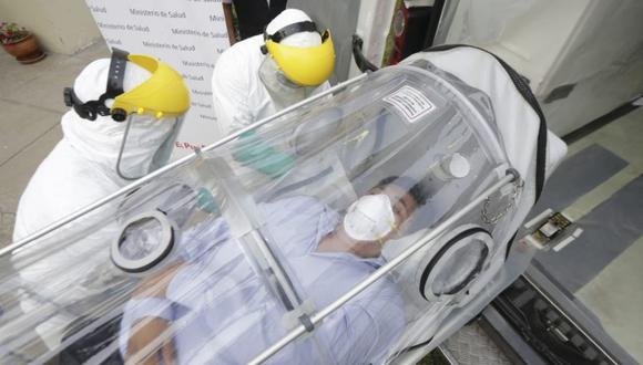 El Perú ya tiene seis casos de coronavirus confirmados. (Foto referencial: César Zamalloa/GEC)