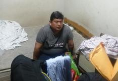 Pucallpa: detienen a fiscal superior que habría encabezado organización criminal