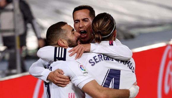 Real Madrid dejaría ir a cinco jugadores referentes, varios de ellos titulares, para la siguiente temporada. | Foto: AFP