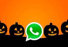 Halloween: aquí te enseñamos cómo descargar los mejores stickers para WhatsApp