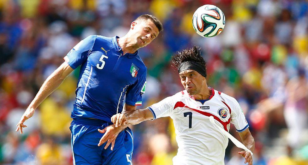 Italia vs. Costa Rica: las mejores postales a ras de campo - 13