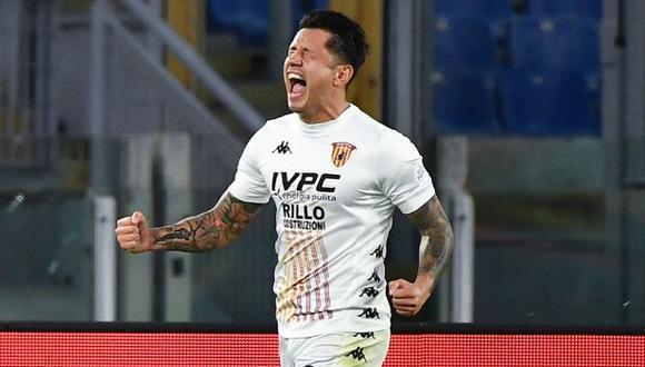 Los dos clubes de la Serie A interesados en Gianluca Lapadula. (Foto: AFP)