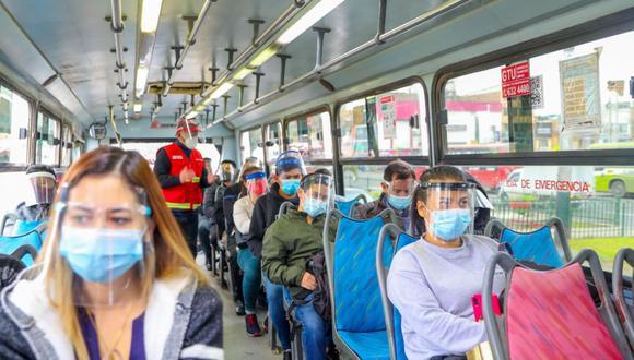 Conoce los horarios del transporte público en Lima para el 21 de marzo en adelante. (Foto: Andina)